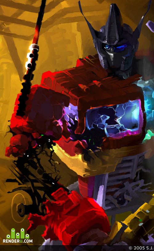 preview Optimus Prime