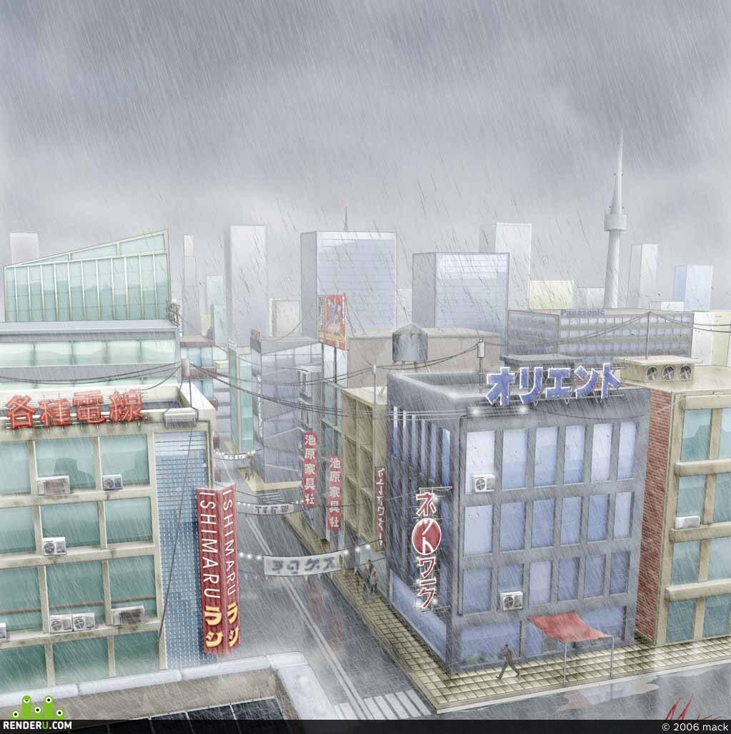 preview Staryiy TOKIO