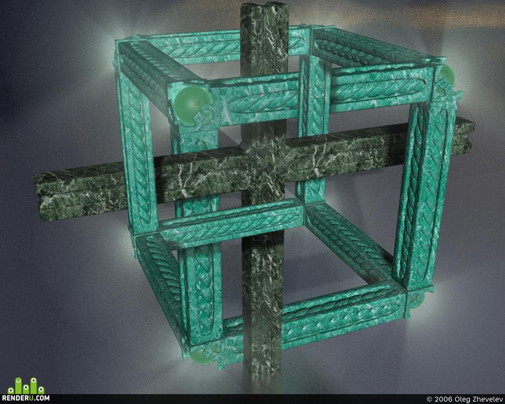 preview Magicheskiy artefakt ili nevozmojnyiy kub