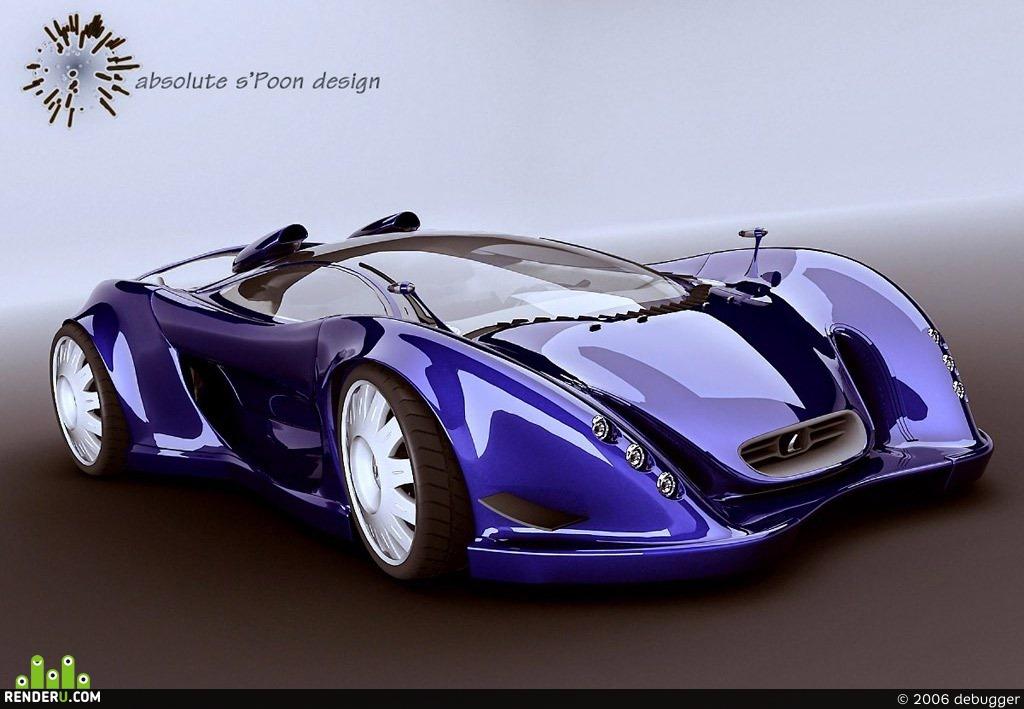 preview Lexus GT1