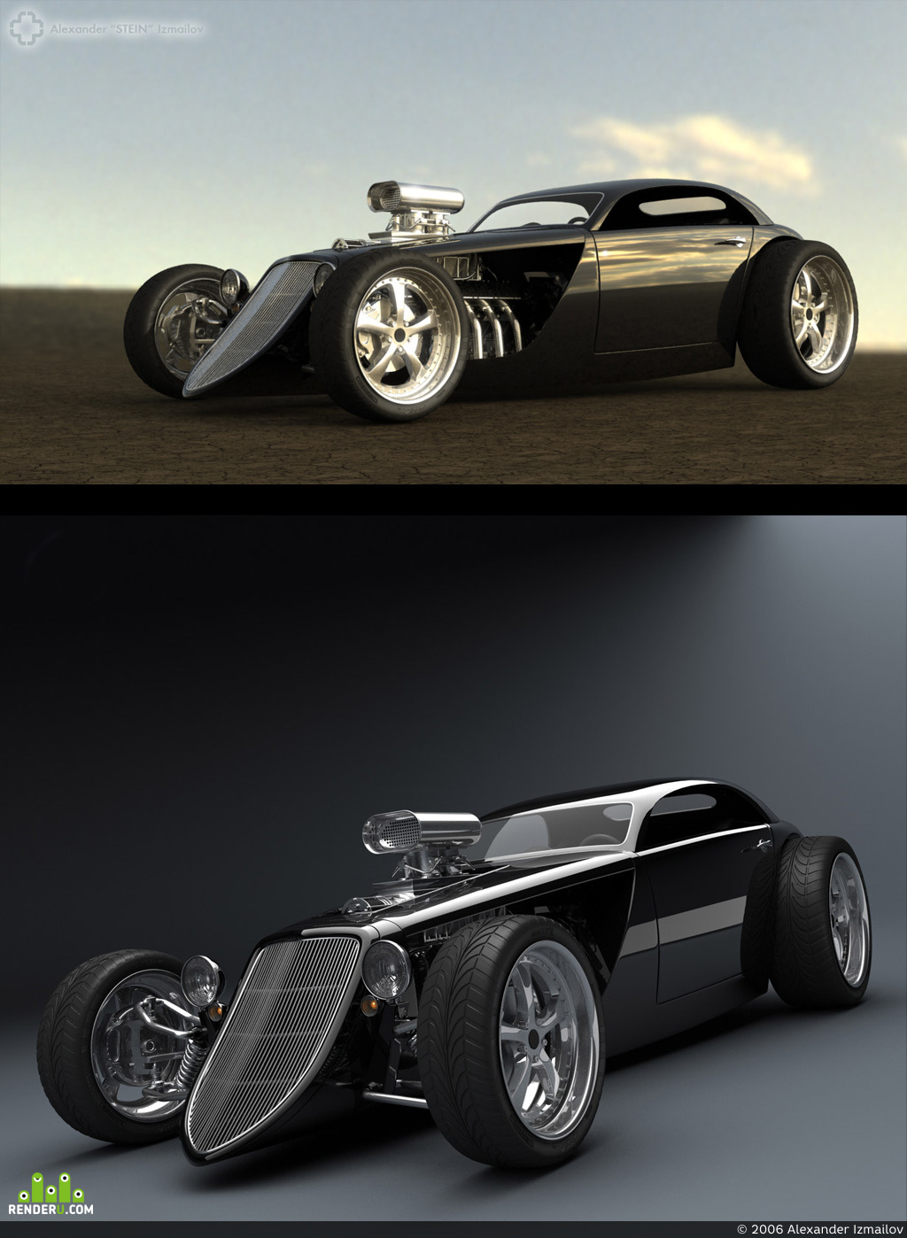 preview HOT-ROD concept