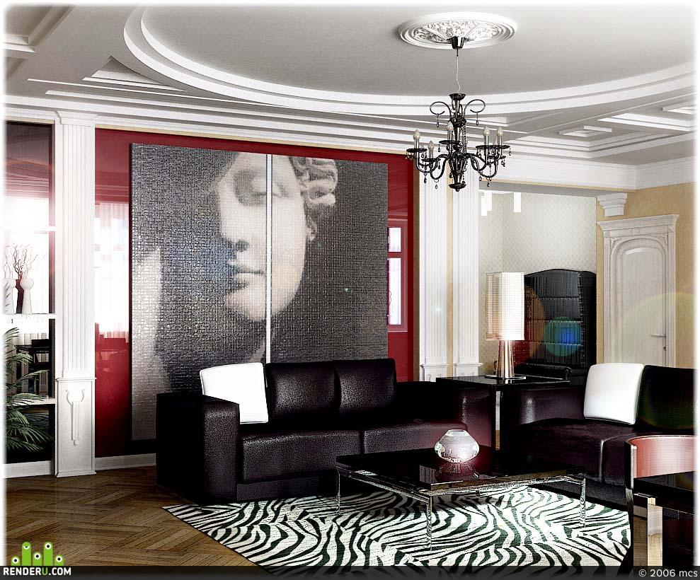 preview квартира в Киеве