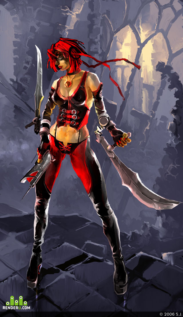 preview Blood Rayne