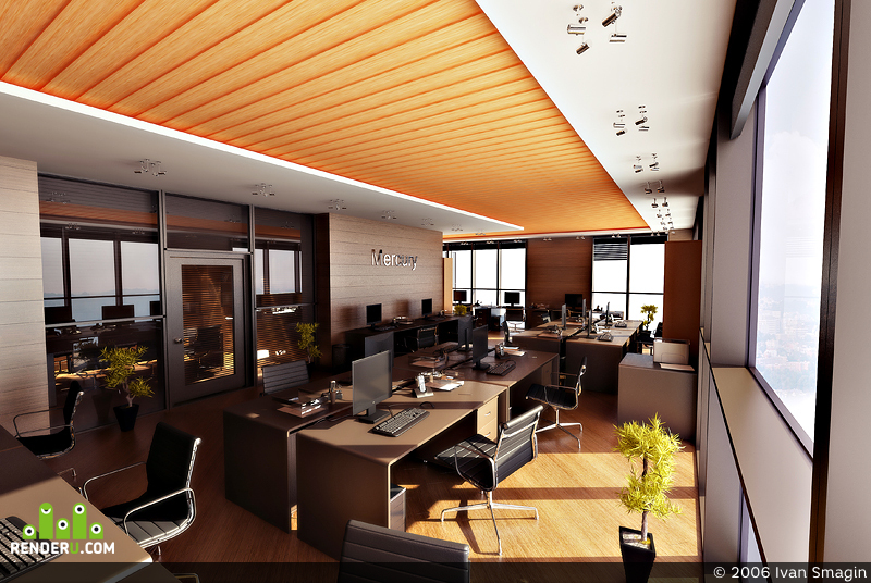 preview Mercury office