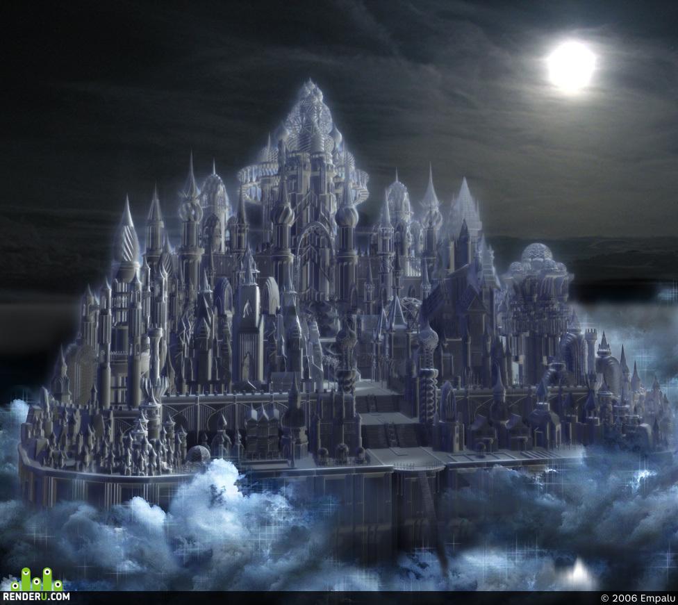 preview Город-призрак