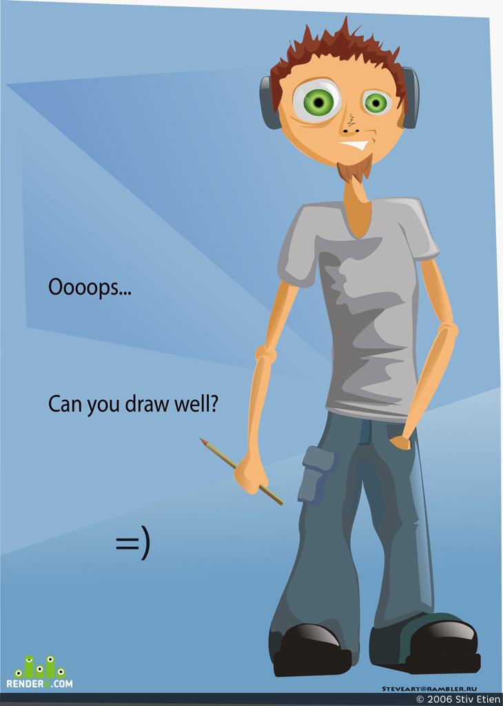 preview Can you draw well?