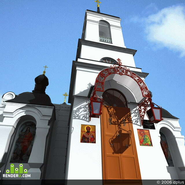 preview Саранская церковь