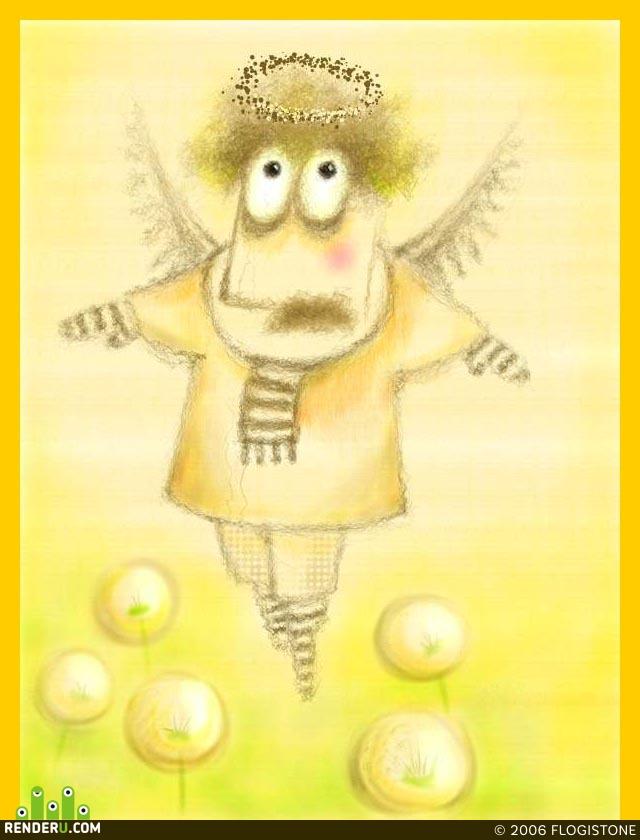 preview Усатый ангел :)