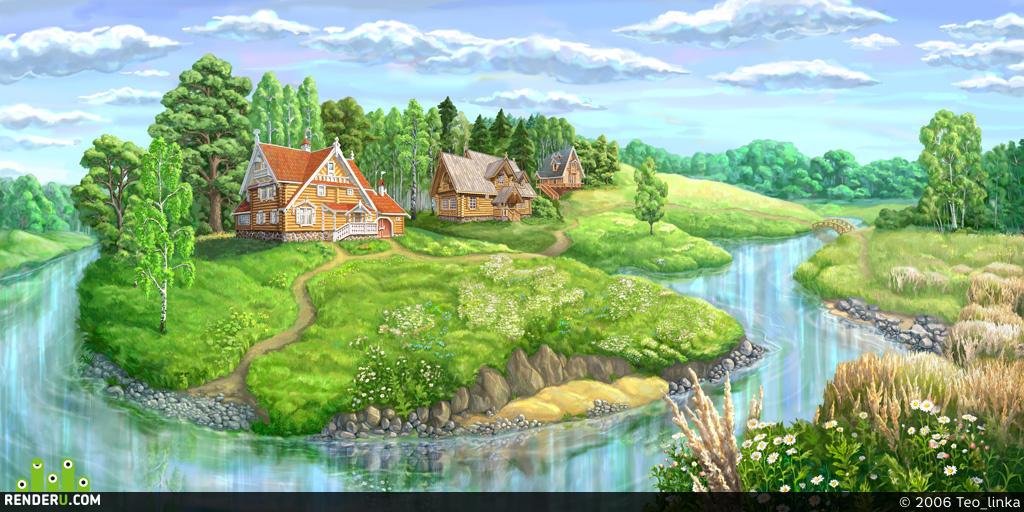 preview Остров