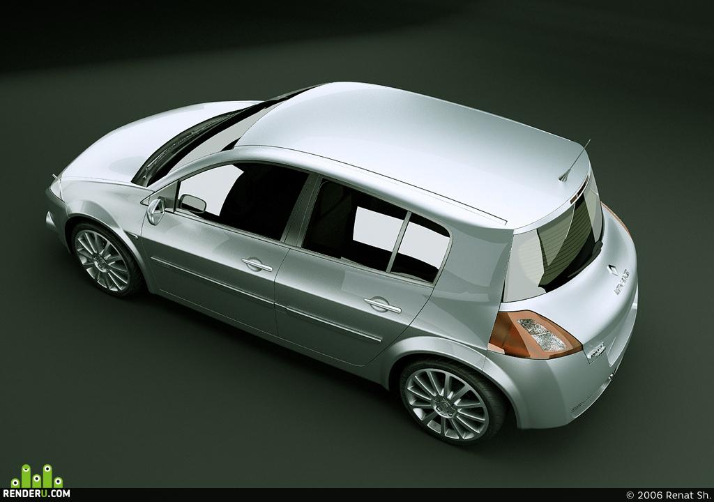 preview Renault Megane Sport II