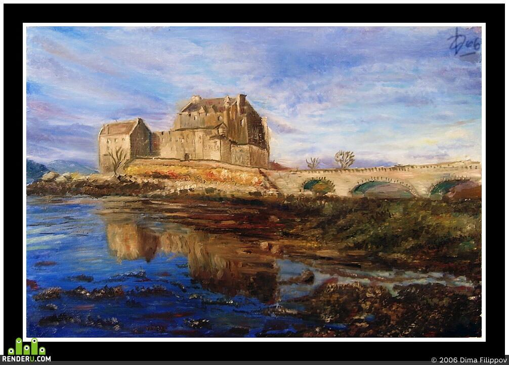 preview Замок у реки