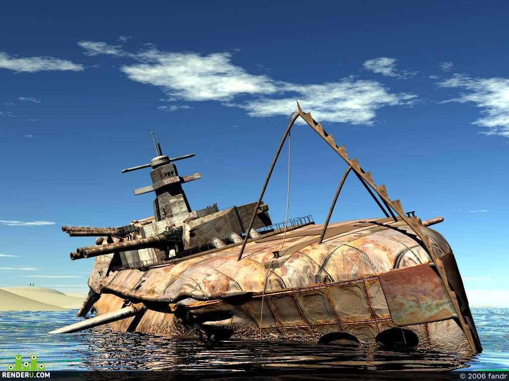 preview Белая субмарина