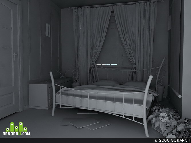 preview Спальная