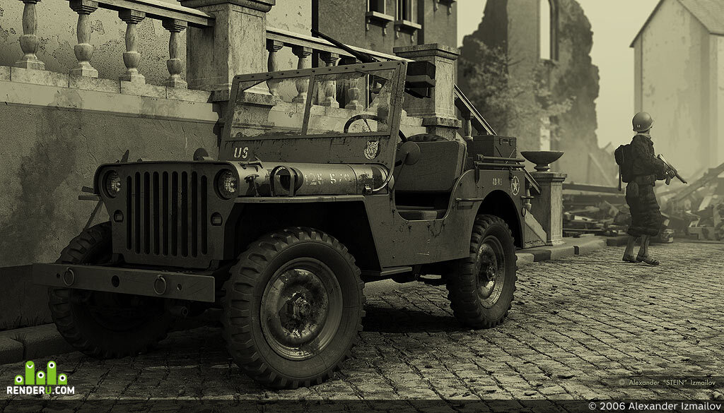 preview Jeep Willys