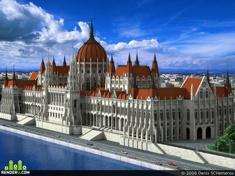 preview Парламент Будапешта