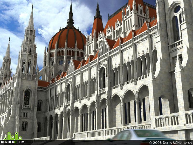 preview Парламент в Будапеште2
