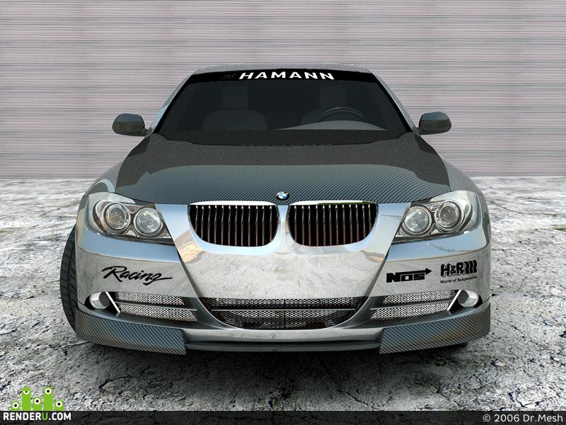 preview BMW-3 e40 tun