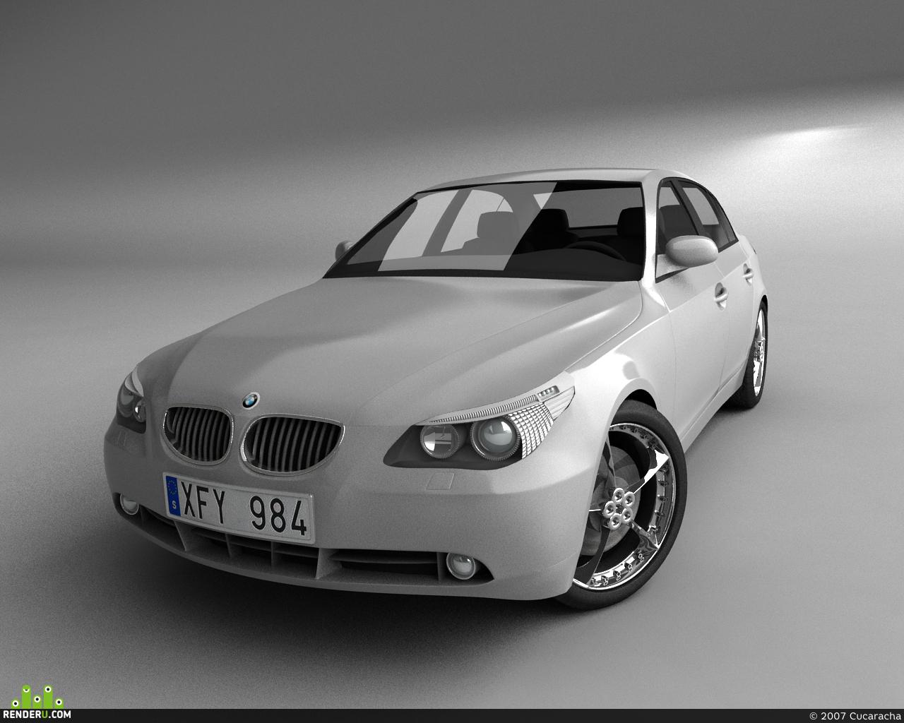 preview BMW e60