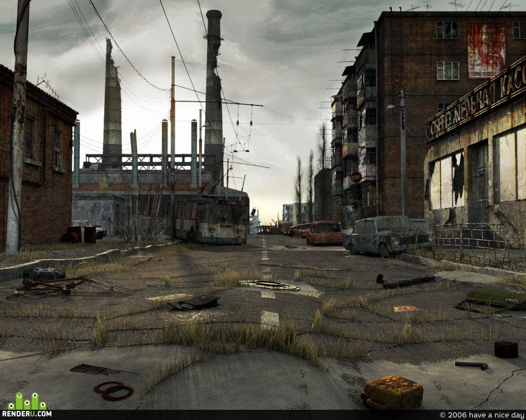 preview Dead town