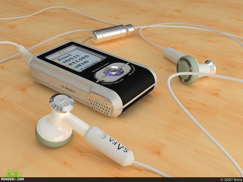 preview MP3 player SAFA (мой)