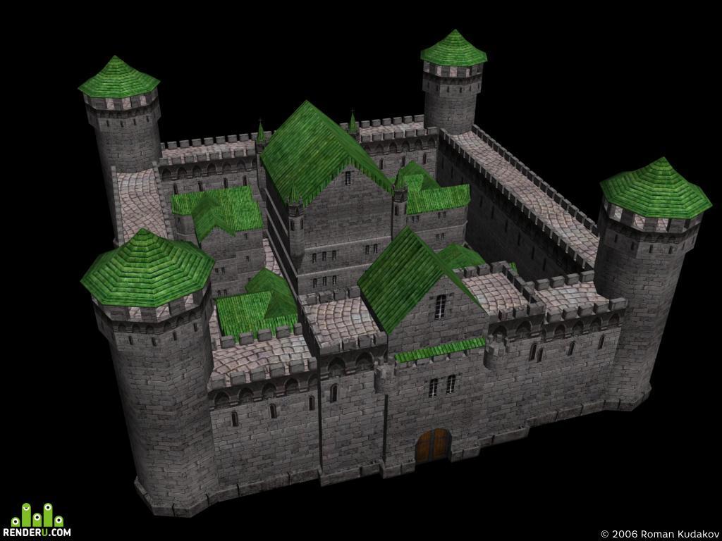 preview Замок эпохи просвещения
