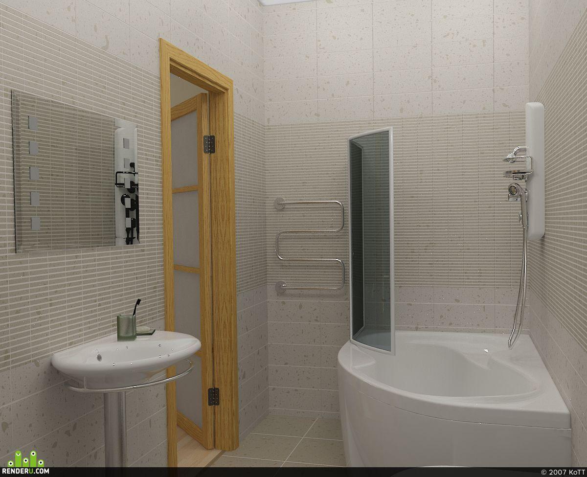 preview Моя квартира (ванная комната)