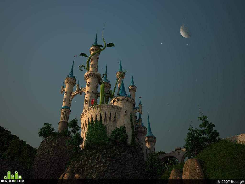 preview Замок волшебника 2