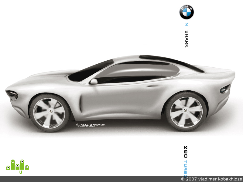 preview BMW z shark