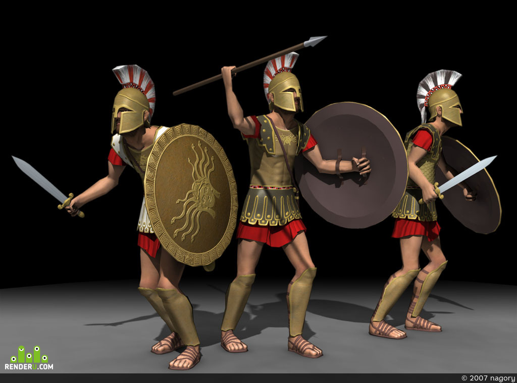 preview Гречиские воины