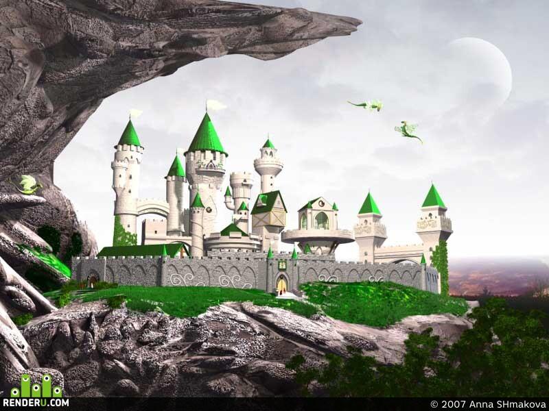 preview Замок Драконов