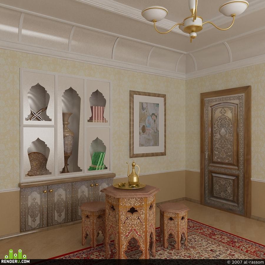 preview национальная комната