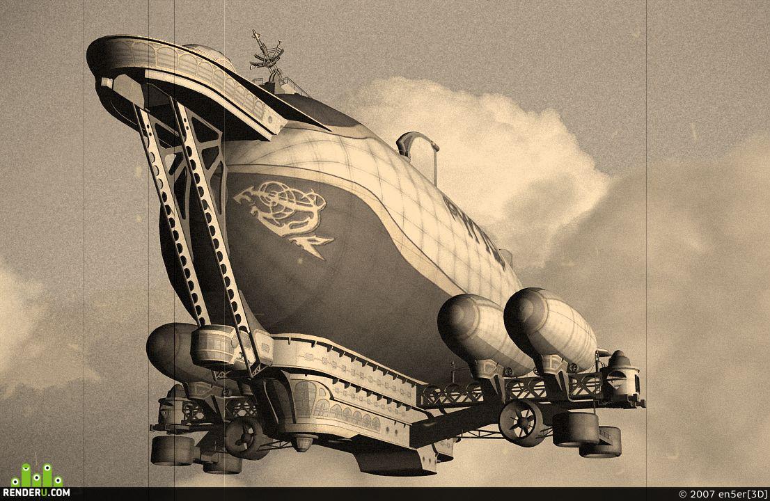 preview Небесный Титаник