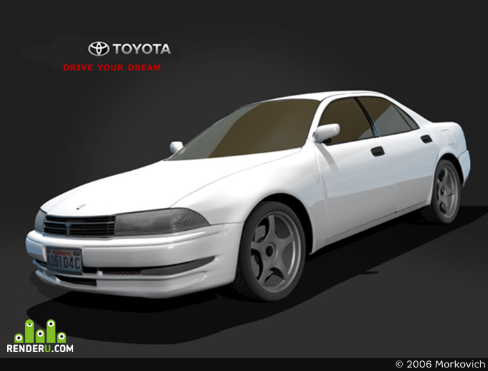 preview Toyota Camry ZX 2.0