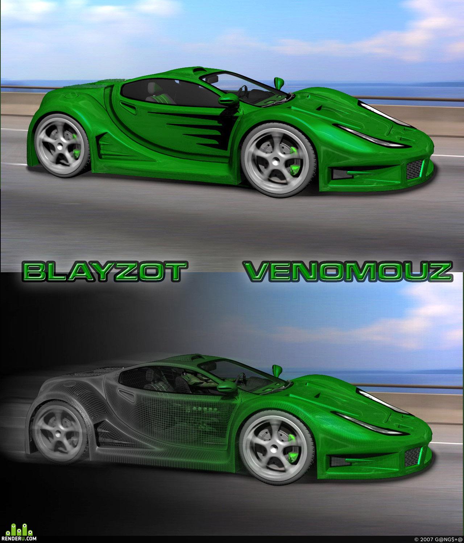 preview Blayzot VenomouZ
