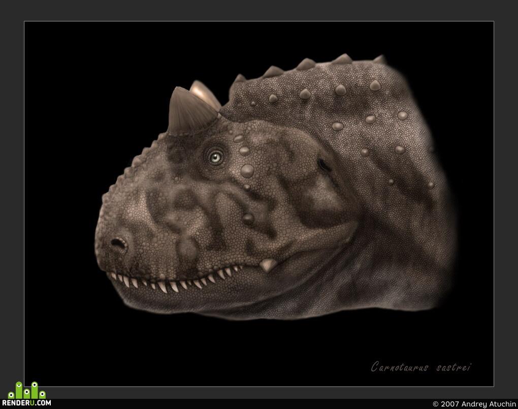 preview Carnotaurus sastrei