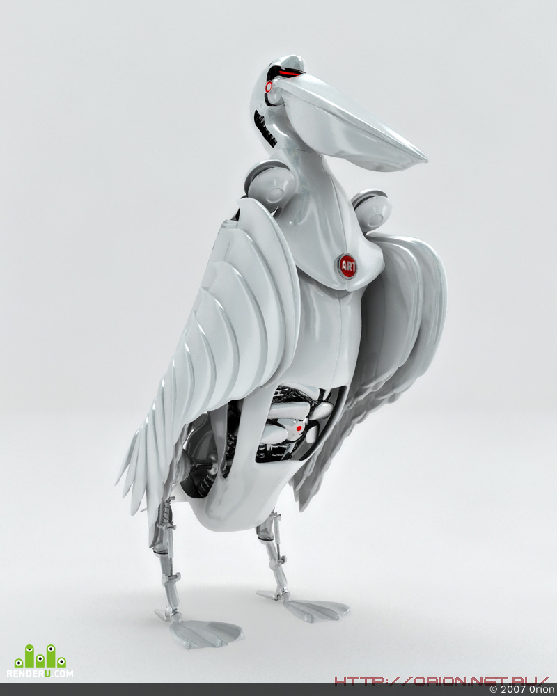 preview Пеликан