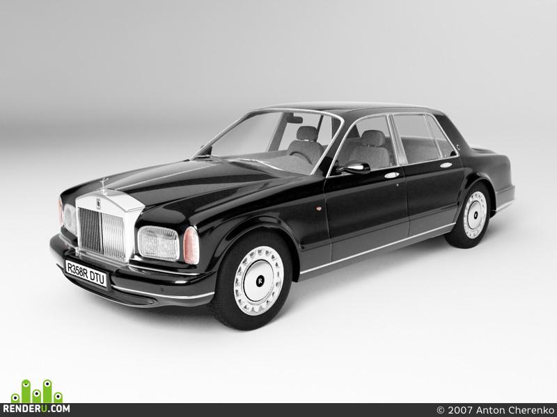 preview Rolls Royce