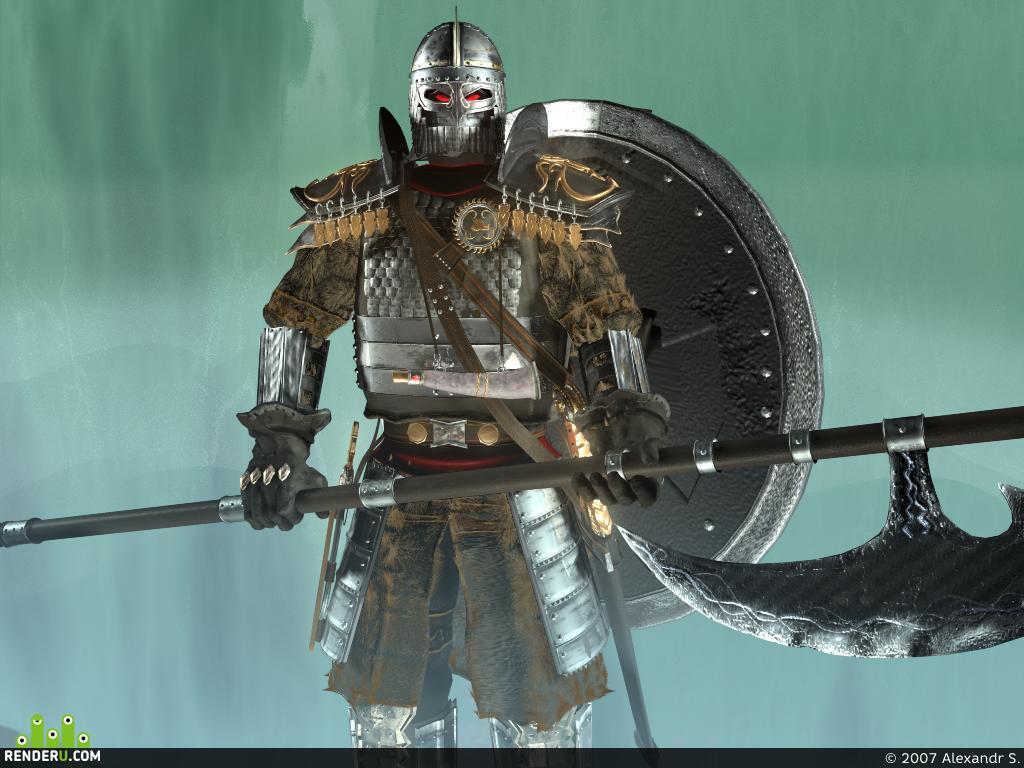 preview Воин из легенды