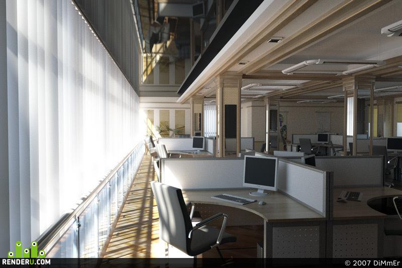 preview Зал офиса