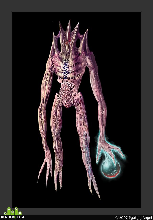 preview Alien King