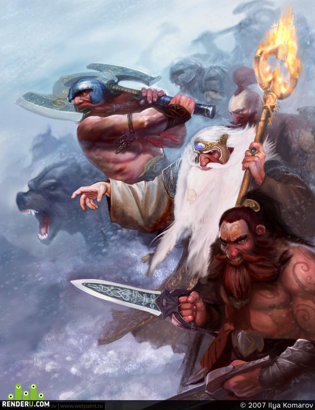 preview dwarfs