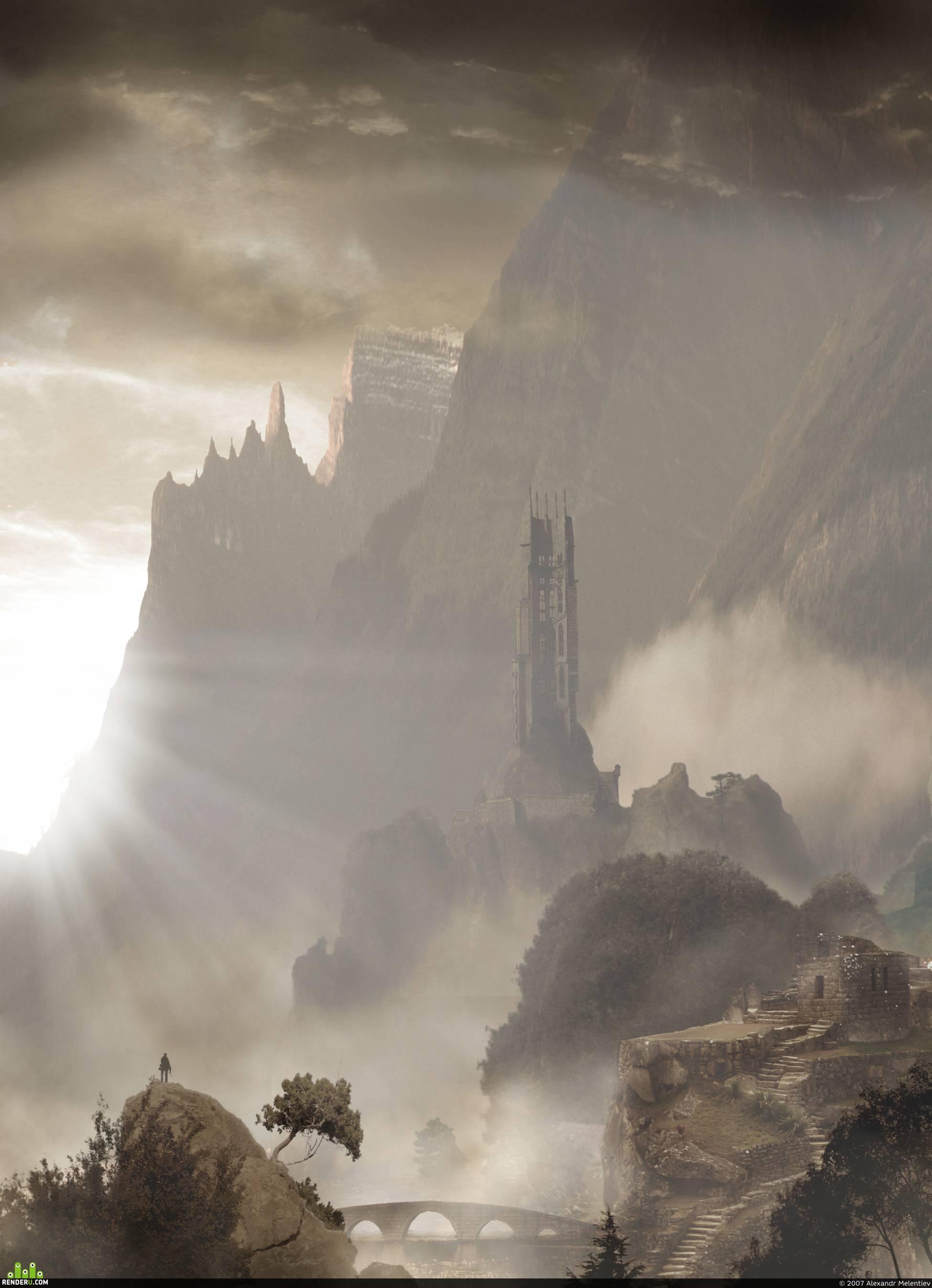 preview Заброшенный храм