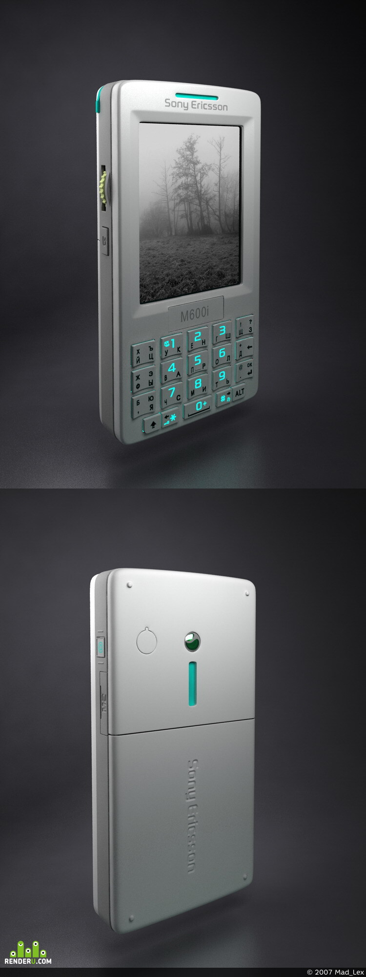 preview Sony Ericsson M600i