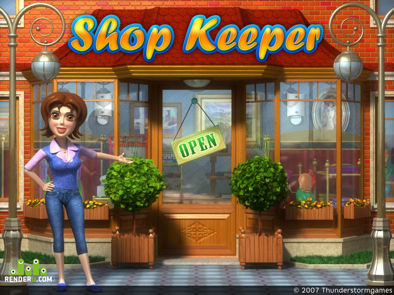 preview Shop Keeper