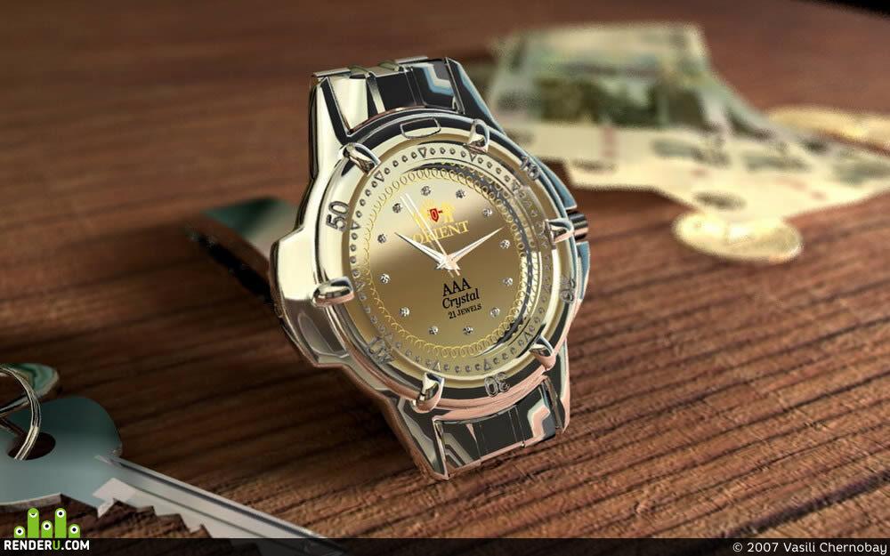 preview ORIENT Clock
