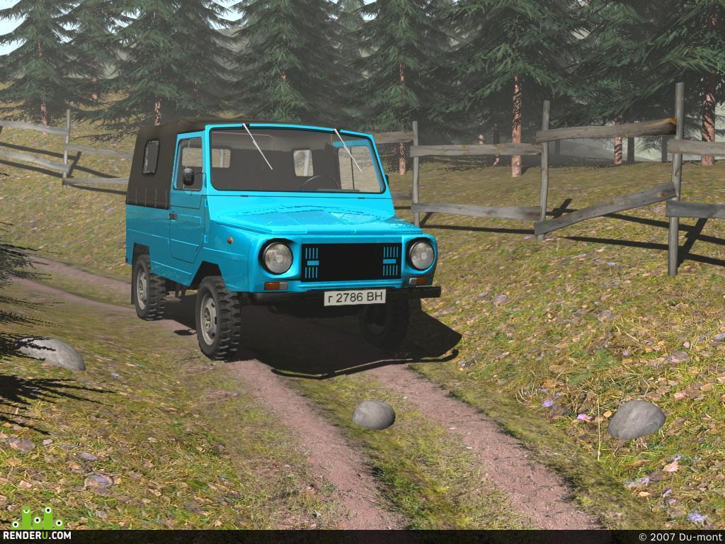 preview LuAZ-969M