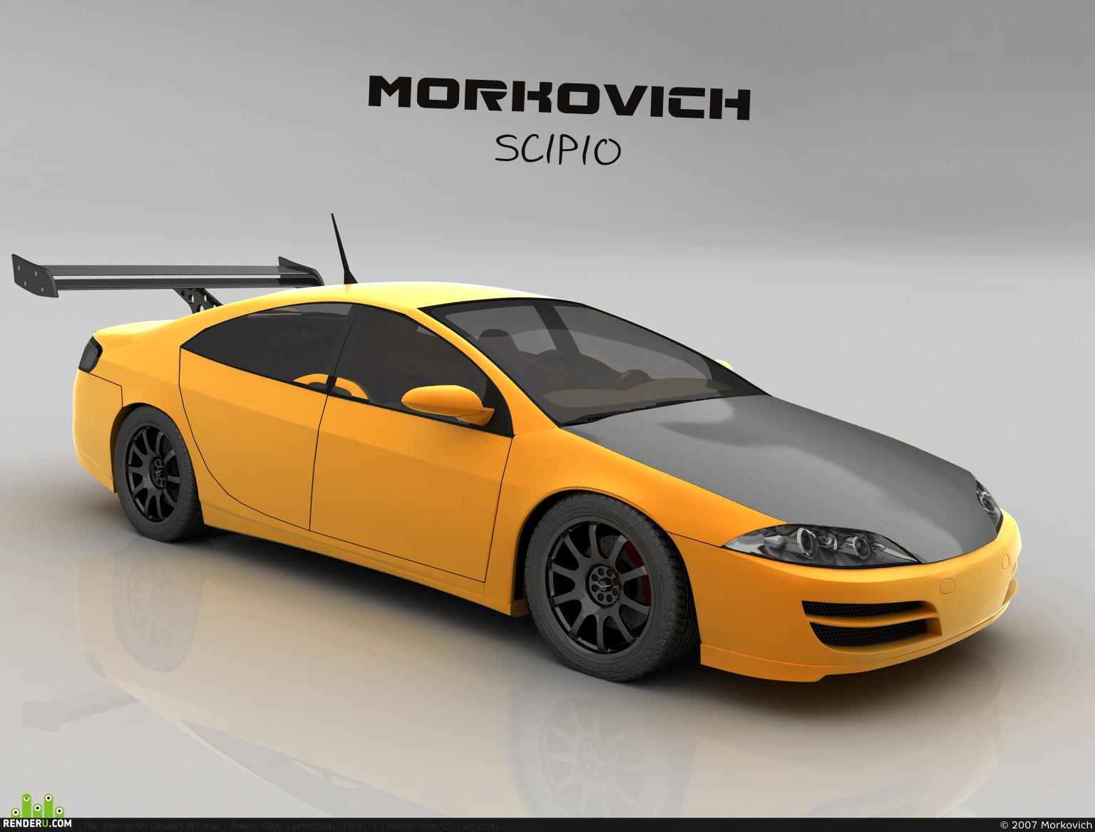 preview Morkovich Scipio