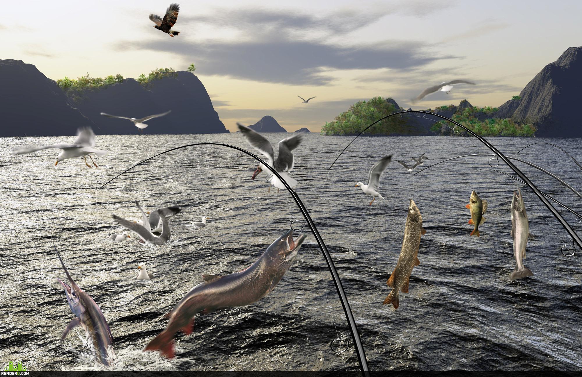 preview Большая Рыбалка