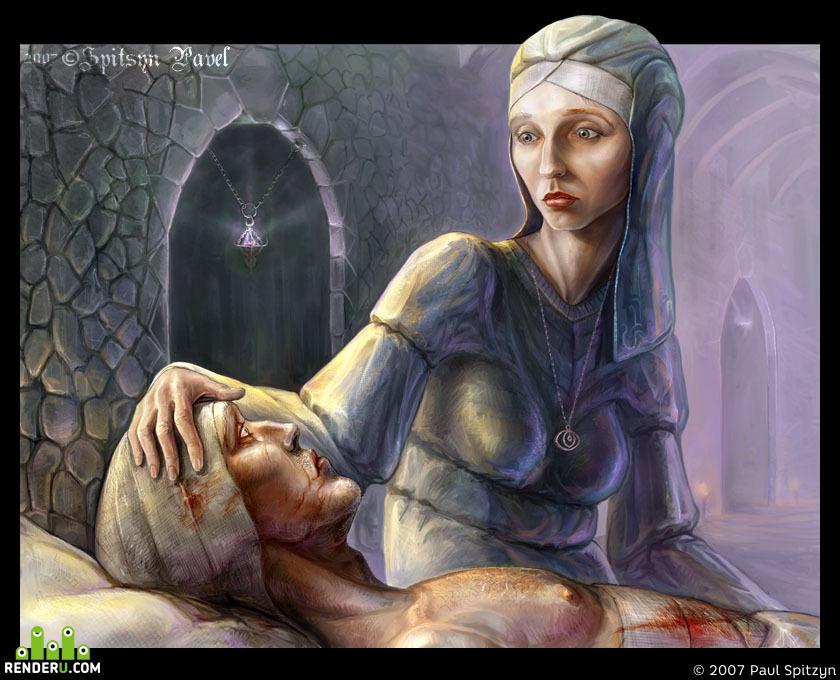 preview Сестра милосердия