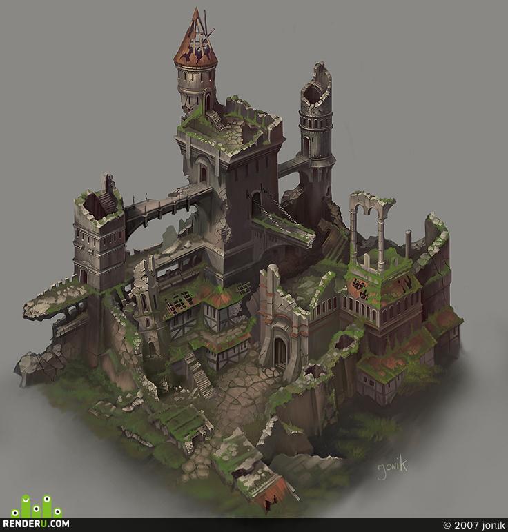 preview Руины